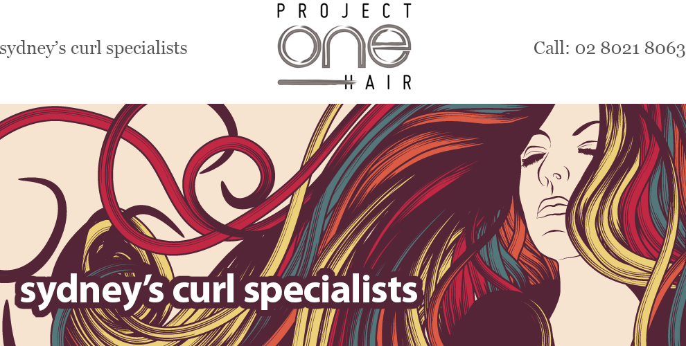 Project One Hair | Sydney's curl specialists